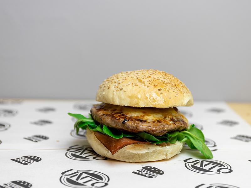 Mountain Burger